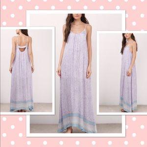 Tobi Boho Maxi Dress